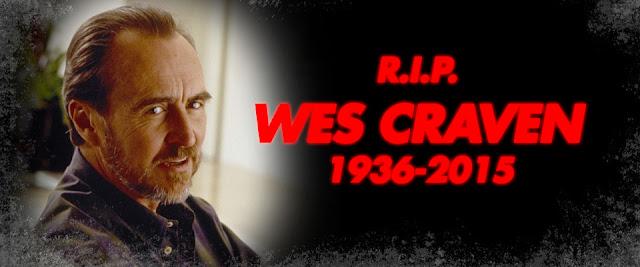 Homenaje a Wes Craven, el padre de Ghostface