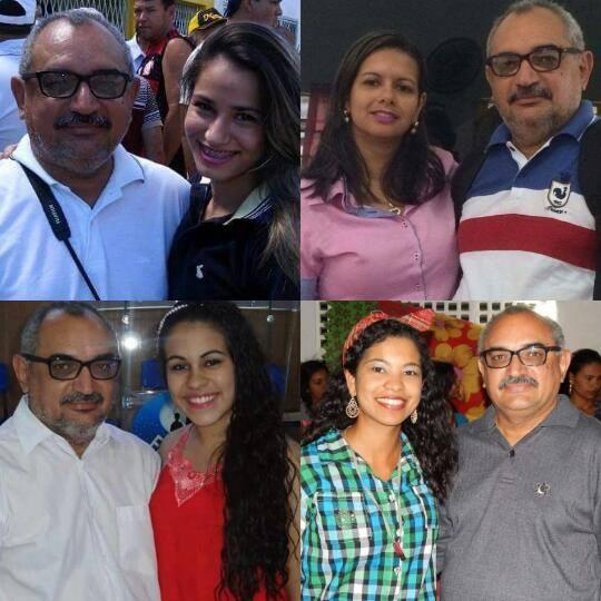 Luana, Sorayda, Rayla e Valéria.