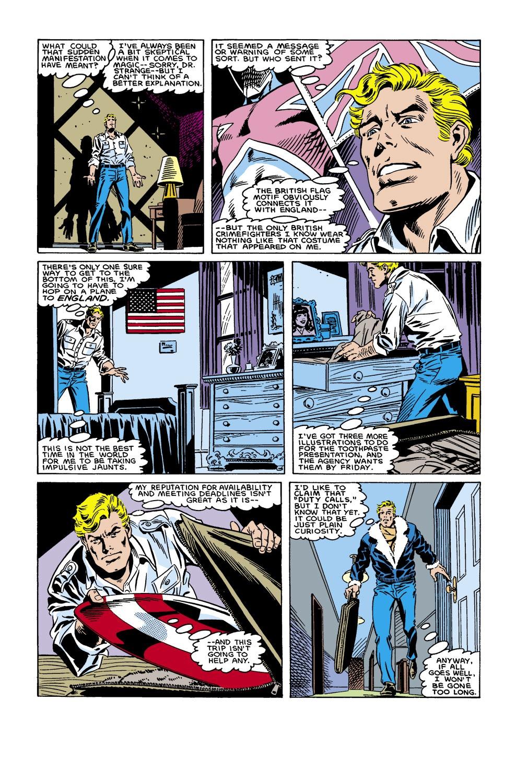 Captain America (1968) Issue #305 #233 - English 4