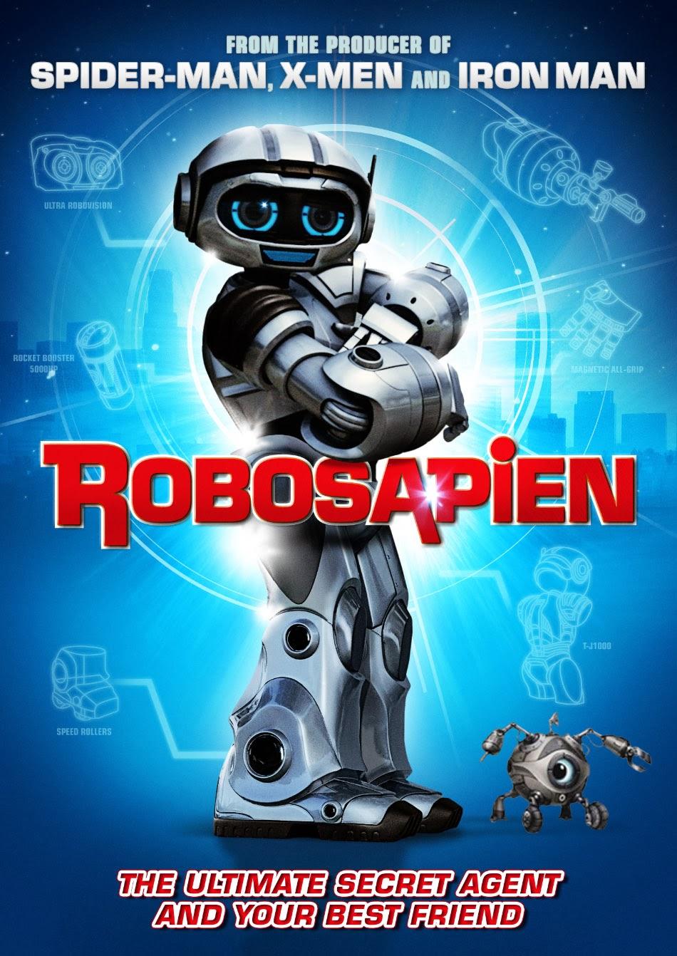 Cody, Un Robot Con Corazan – DVDRIP LATINO