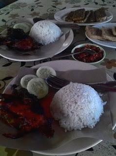 Warung Kuliner Bebek Goreng Sambel Kosek