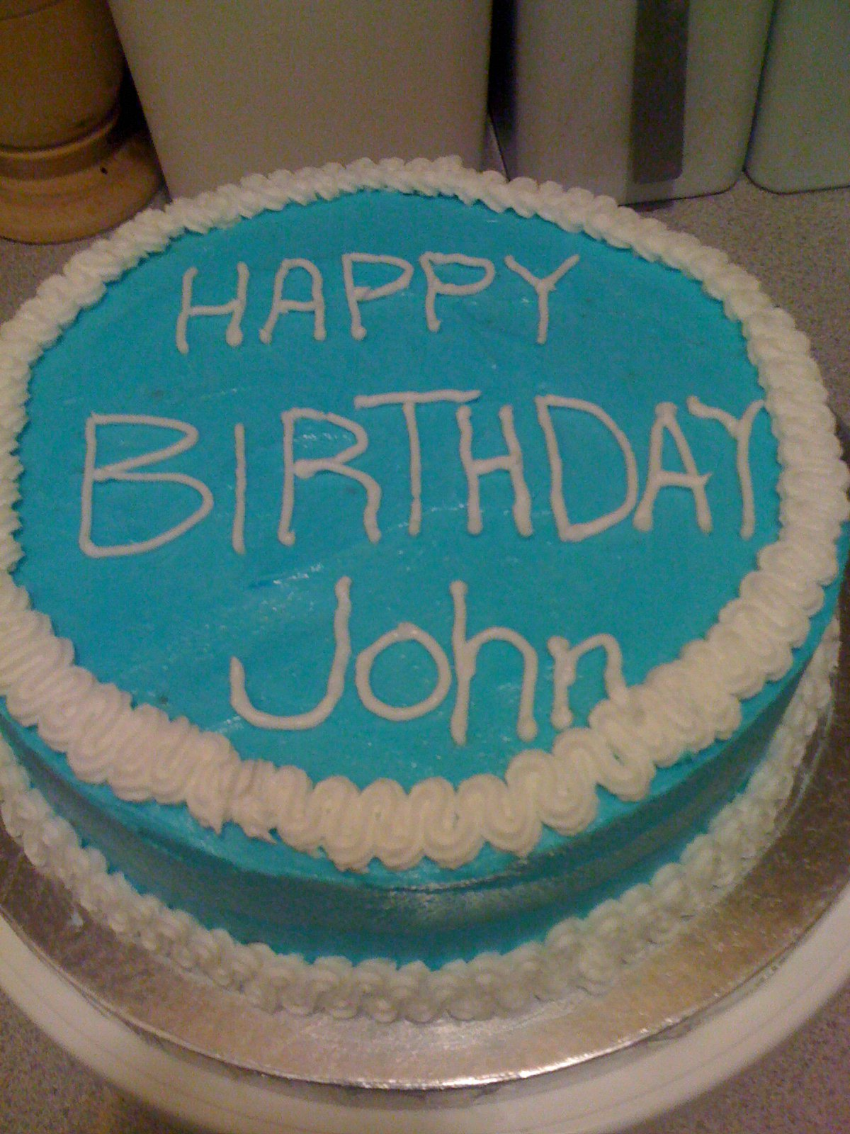Birthday Cake For John : The Protean Libran: Wilton Class #2 -- SpongeBob Birthday ...