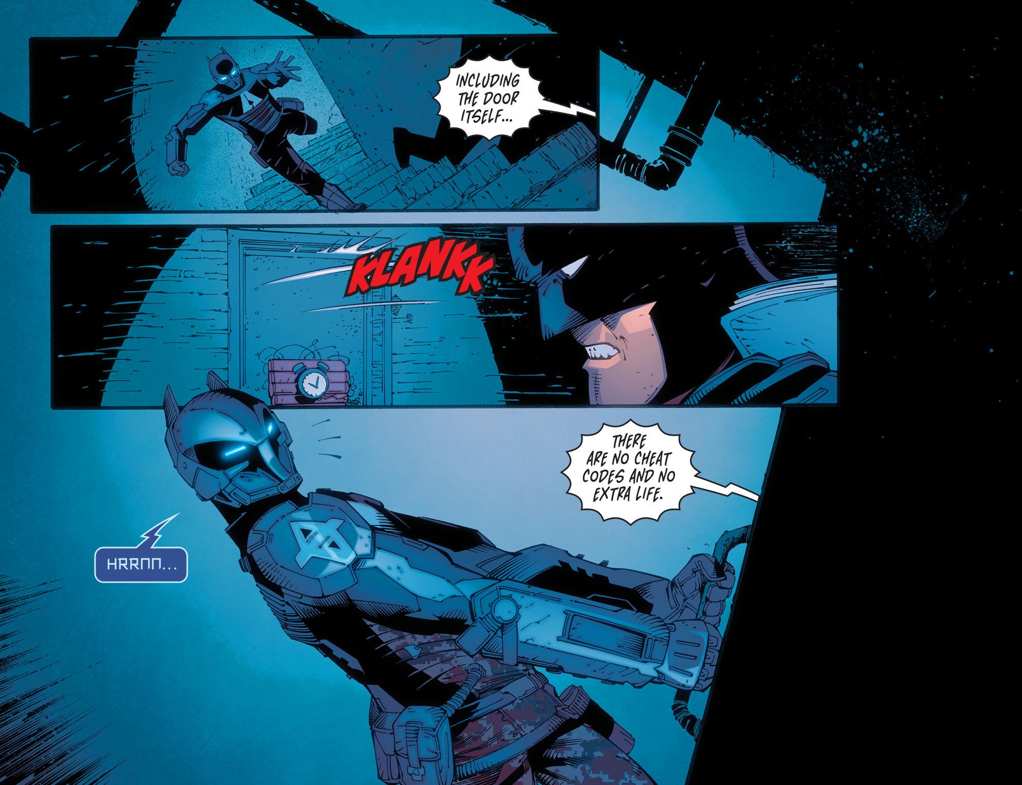 Batman: Arkham Knight [I] Issue #3 #5 - English 5