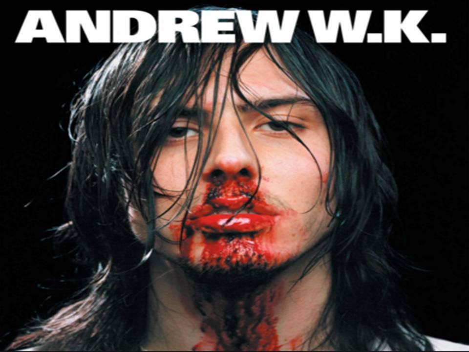 I Get Wet Álbum De Andrew W.K.