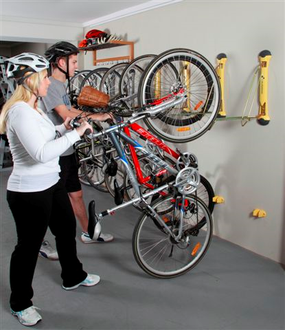 For 2016 we have also added to our inventory a No Lift Bike Bike Bracket. Just tip the bike onto the back wheel an roll the bike onto our steady rack no ... & NYC BIKE STORAGE. HOW TO DESIGN BIKE STORAGE ROOMS IN NYC