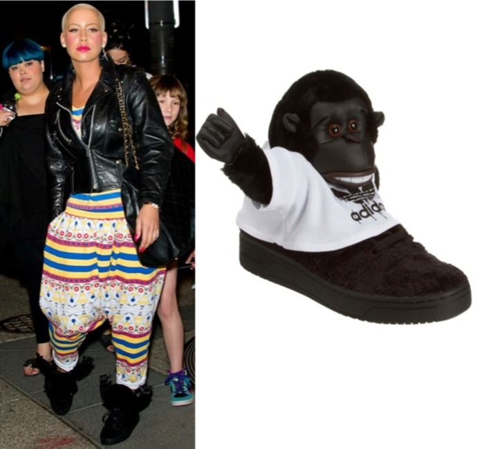 gorilla jeremy scott adidas
