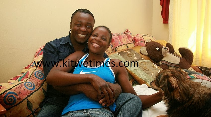 Esther Phiri Shares Intimate Photos Of Her New Lover- See Photo