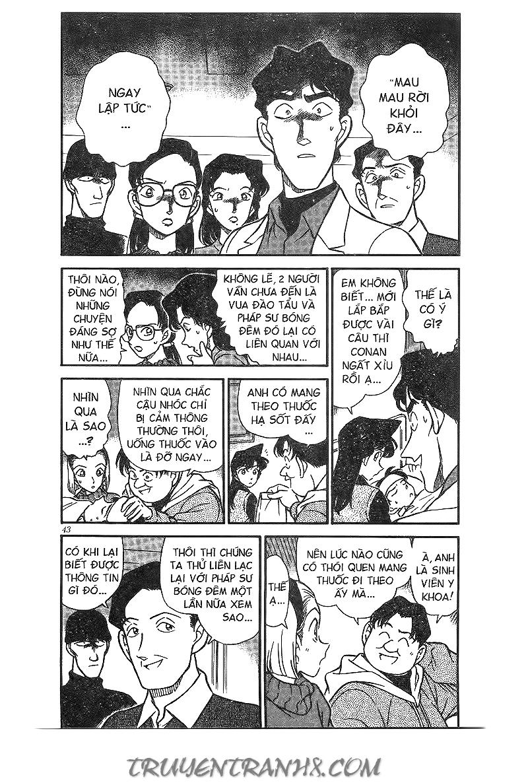 xem truyen moi - Conan chap 193