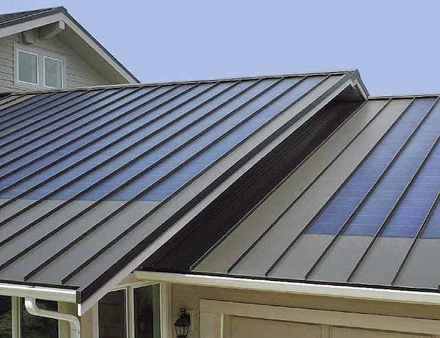 How much does metal roofing cost ayanahouse for Metal roof 1500 sq ft house