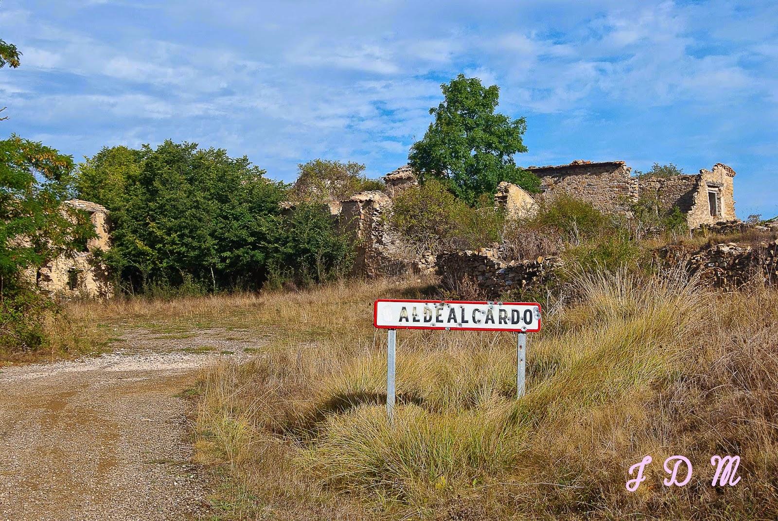 Pueblos abandonados de la provincia de Soria.: Aldealcardo