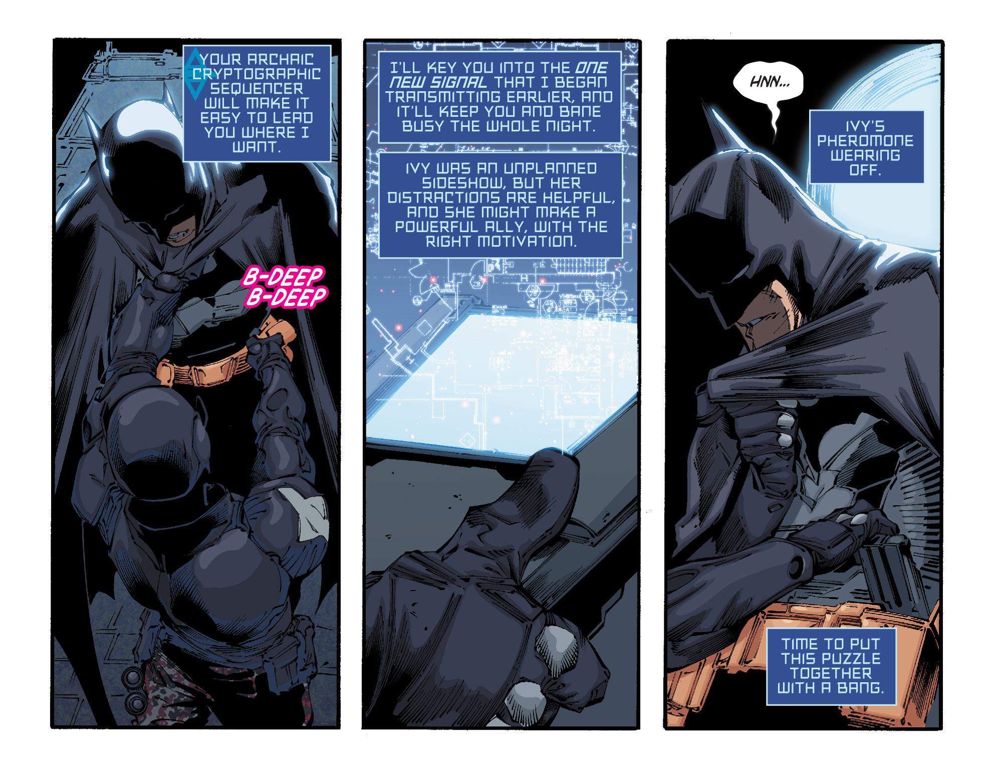 Batman: Arkham Knight [I] Issue #16 #18 - English 18