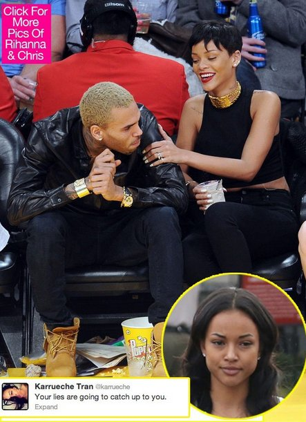 is chris brown dating rihanna again 2012 Drake & rihanna's relationship timeline shows just how much they they made music again in 2012 and created another rihanna's ex chris brown came back in.