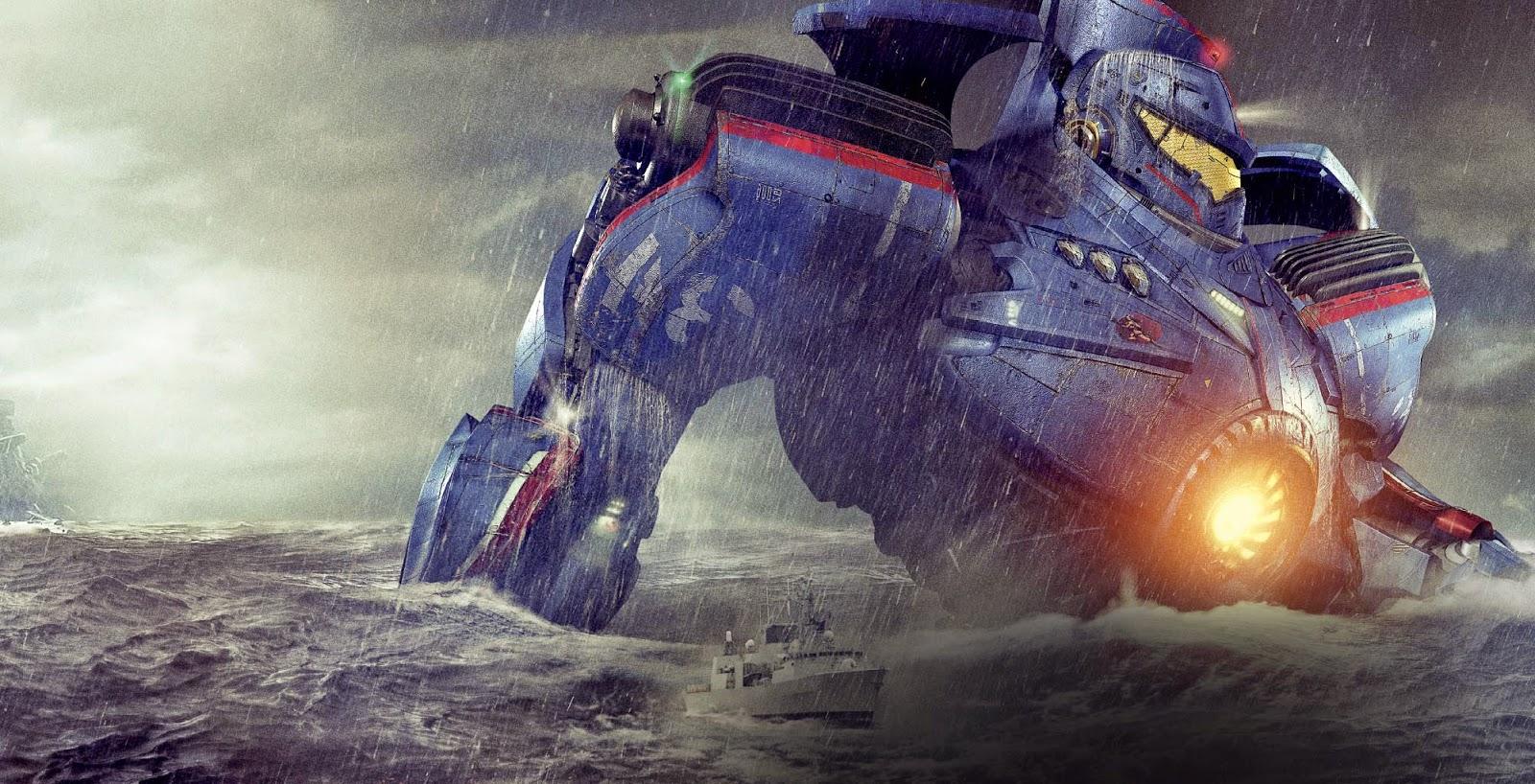 Guillermo del Toro y sus Titanes del Pacífico