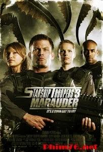Chiến Binh Tàu Không Gian 3: Kẻ Săn Mồi - Starship Troopers 3: Marauder