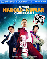 Download A Very Harold and Kumar Christmas in 3D (2011) BluRay 720p Half SBS 600MB Ganool
