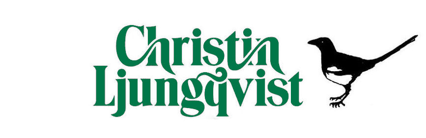 Christin Ljungqvists frfattarblogg