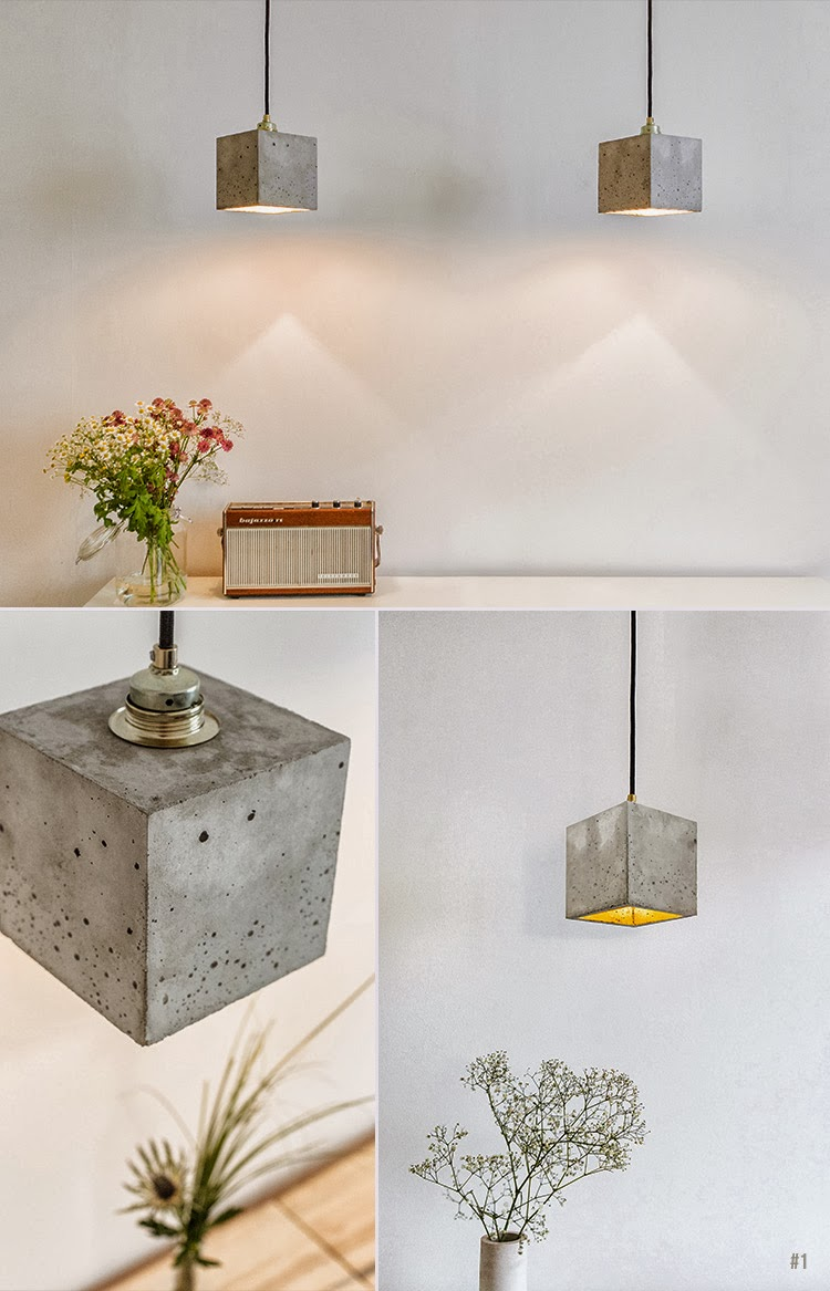 pau ju lampes en b ton le must de l 39 industriel. Black Bedroom Furniture Sets. Home Design Ideas