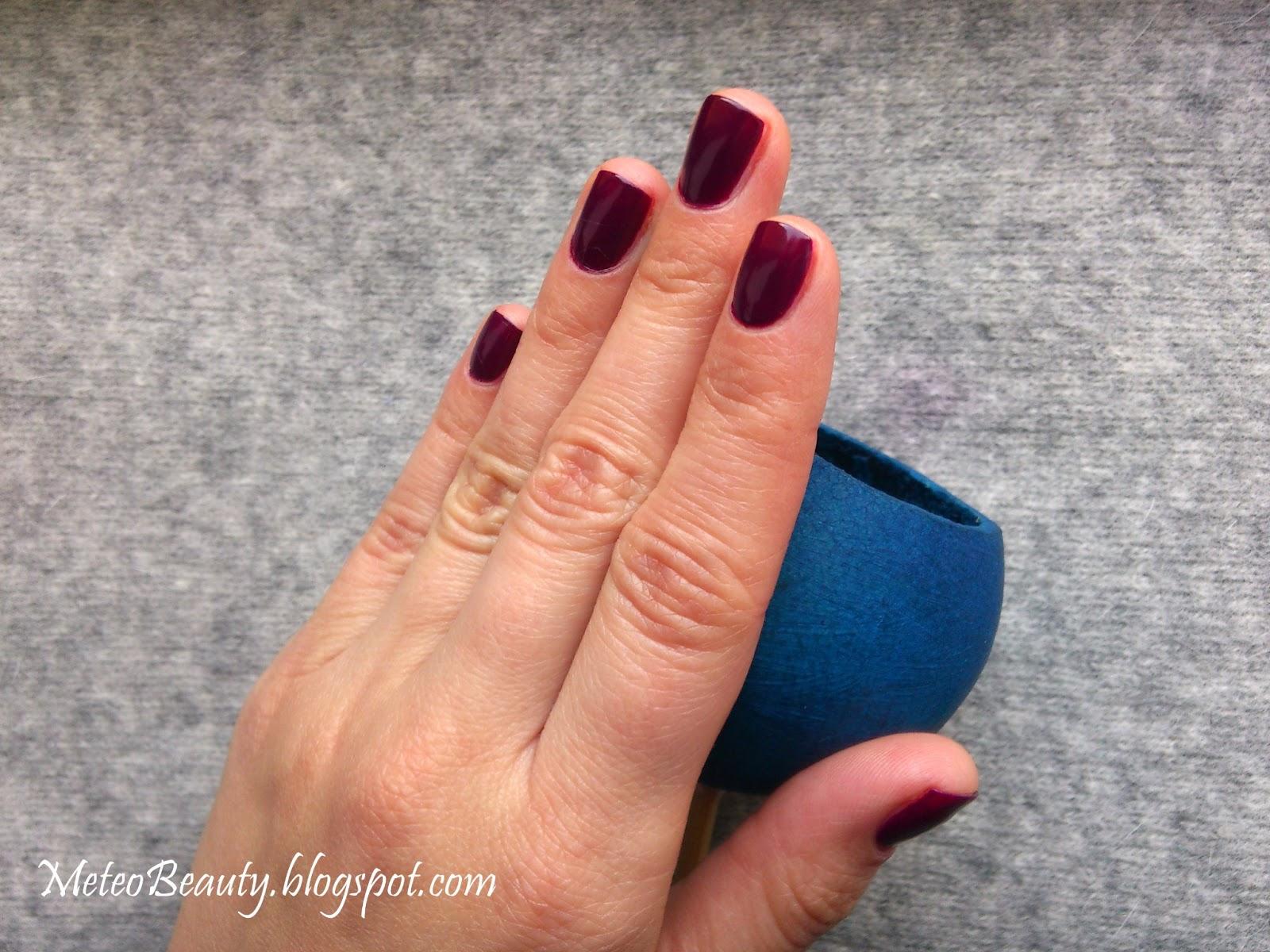 Deborah Milano ShineTech GelLike Nail Polish (Cherry Bang ...