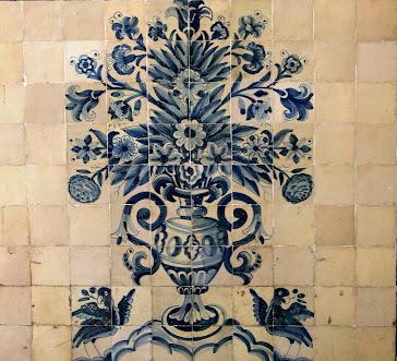 Lisbona e oltre - Azulejos levante ...