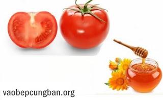 Cách trị nám bằng cà chua4