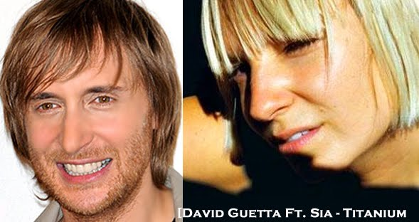 Song of the Day - Titanium - David Guetta featuring Sia