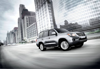 Lexus LX570 2008 Wallpaper