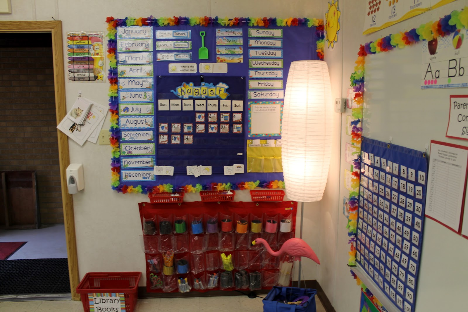 Classroom Theme Ideas Kindergarten : Lil country librarian a peek into my