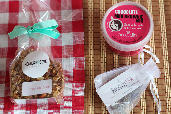 Bloggers Love Food and Drink Festival Reviews Pearl and Groove Baked in positivitea