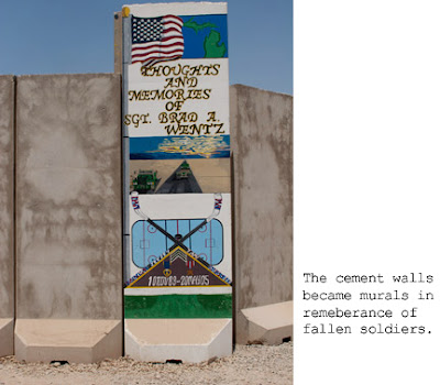 murals in Iraq