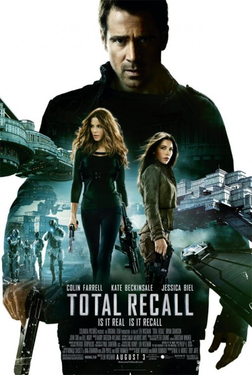 Watch Total Recall Movie Online Free 2012