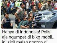 Inilah Meme-meme Lucu Teror Bom Sarinah Jakarta