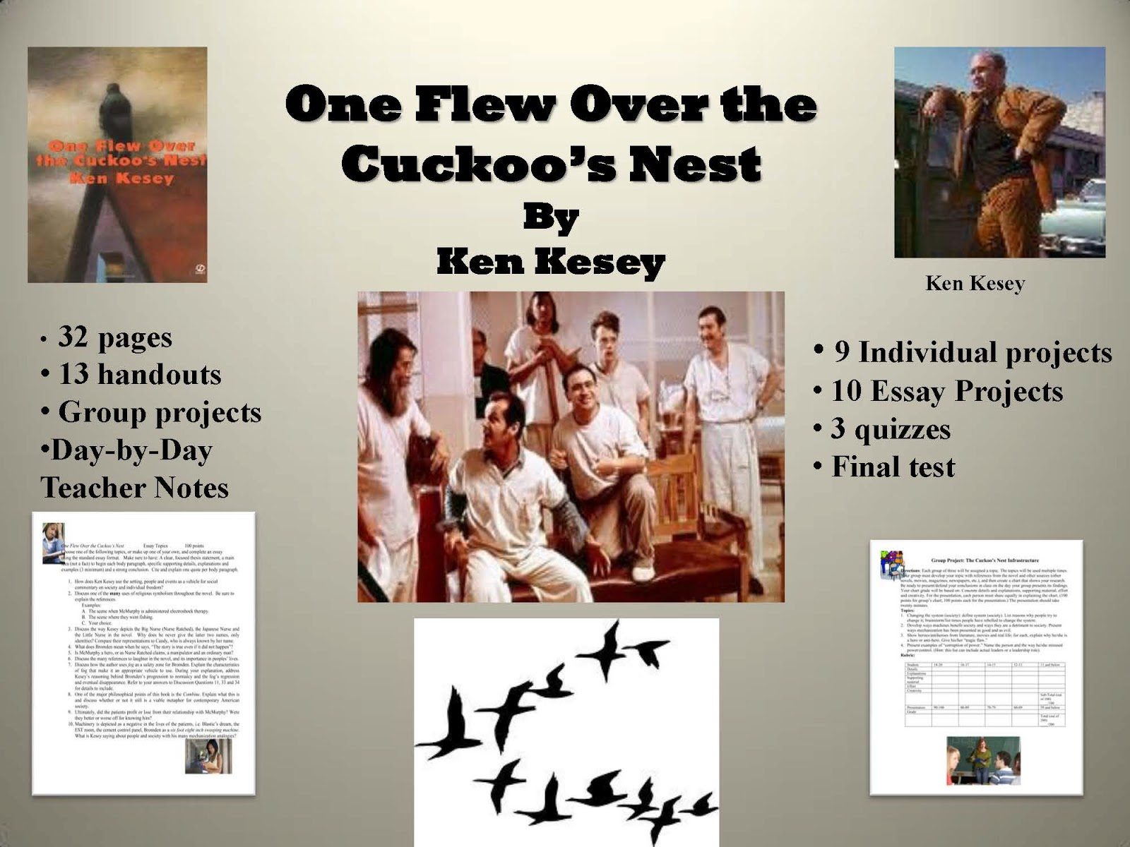 essays on one flew over the cuckoos nest theme Learn all about how the in one flew over the cuckoo's nest themes i need a help for my english class i would like you guys to help me with my essay.