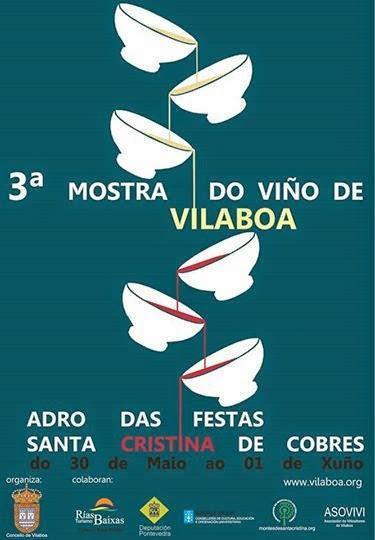 3 Mostra do Viño de Vilaboa