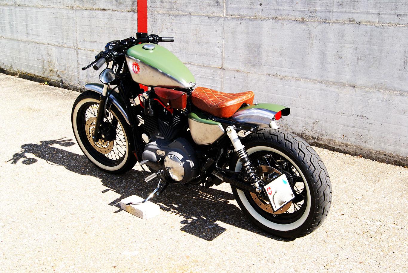 Harley Davidson Nightster Custom - OTOMOTIF.ORG