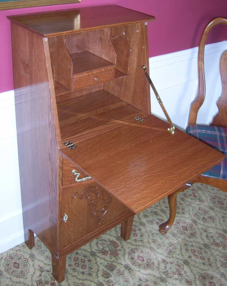 Scott McBurney Furniture Designs