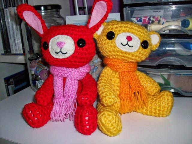 Oso y Conejo