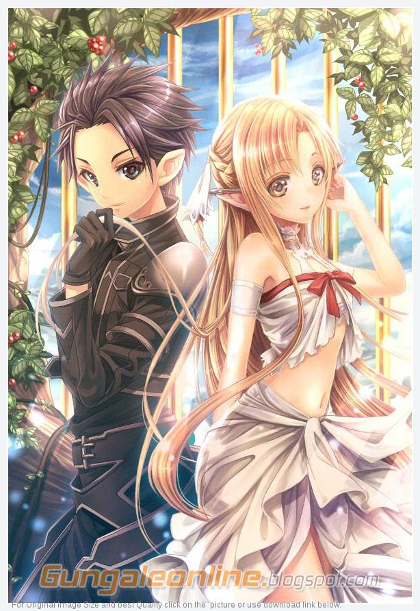 1070 <b>Kirito</b> (Sword Art Online) HD <b>Wallpapers</b> | <b>Backgrounds</b> ...