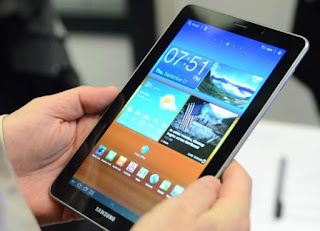 Samsung Galaxy Tab 7.7-Inch Model Availability in Verizon