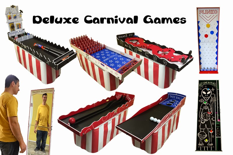 Magic Jump Rentals Deluxe Carnival Game Rentals Are Fun
