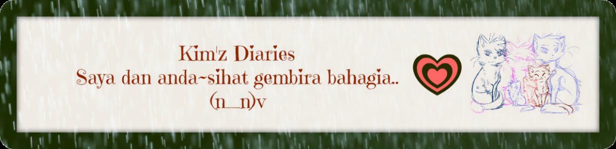 ..::Kim'z Diaries::..(n_n)v