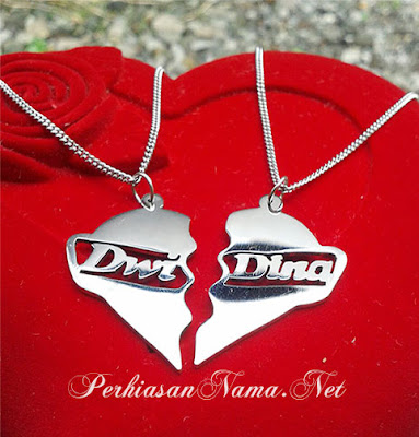 kalung nama couple