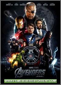 Os Vingadores Dublado Torrent (2012)