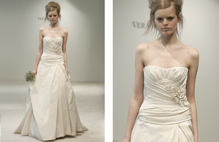 Wedding dresses vera wang