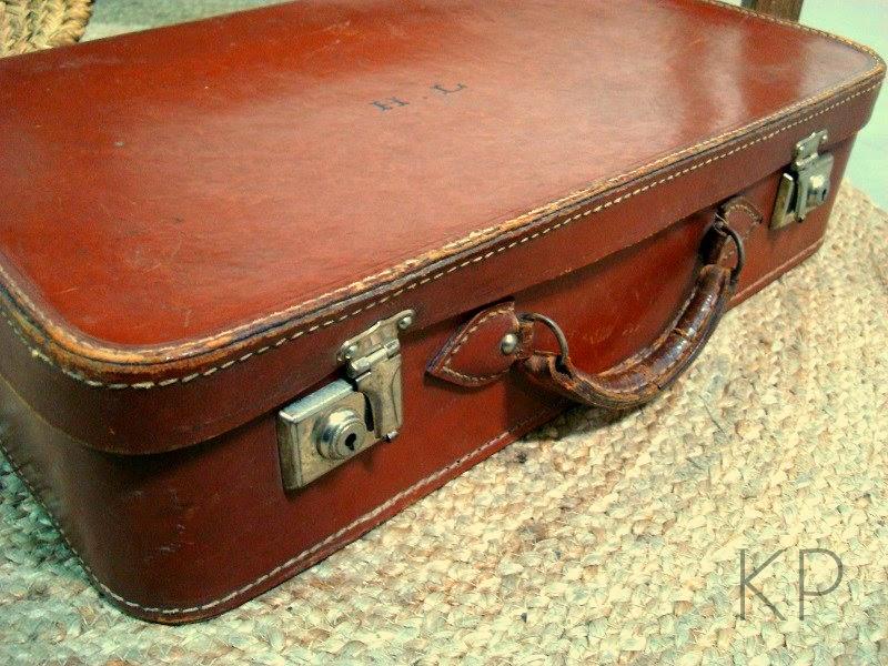 Comprar maletas vintage antiguas