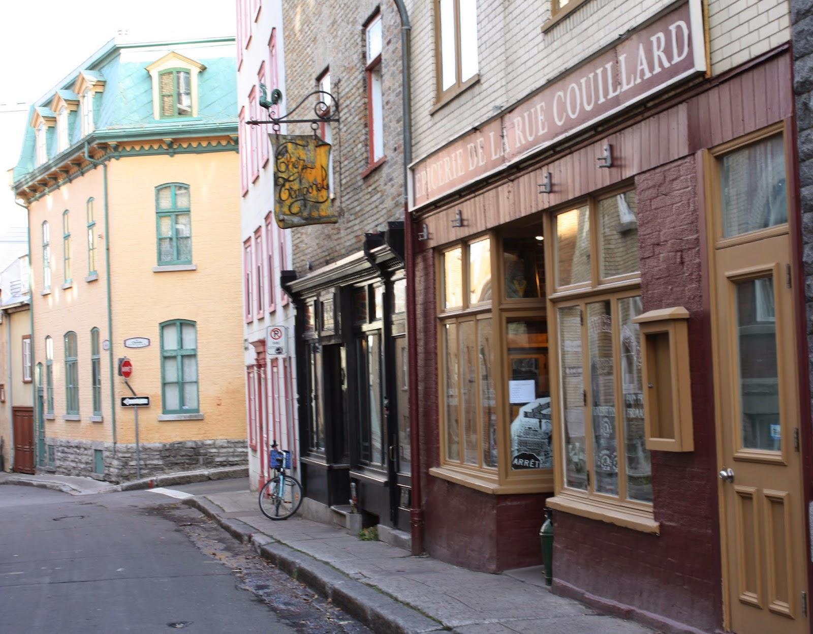 Chez Temporel Quebec City