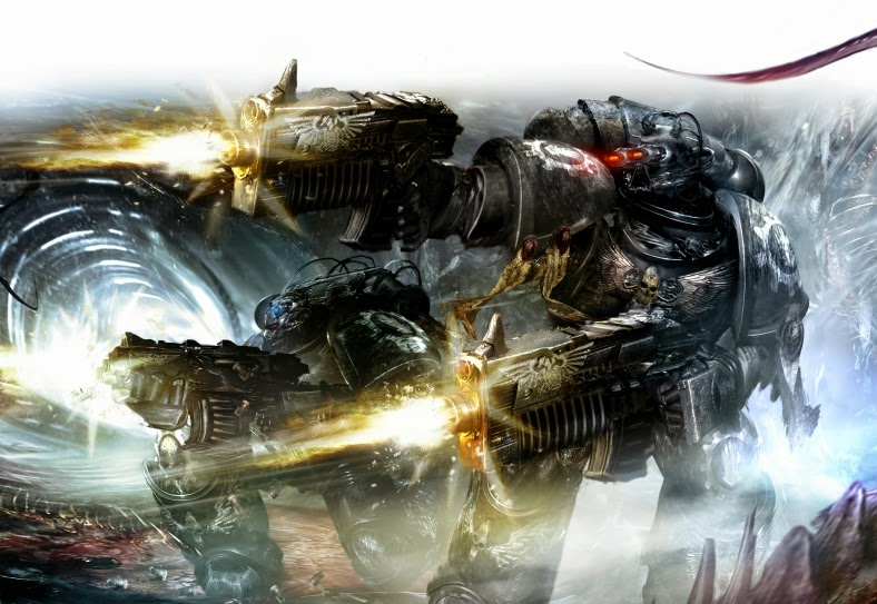 Image result for iron hands space marines