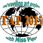 the traveling art project