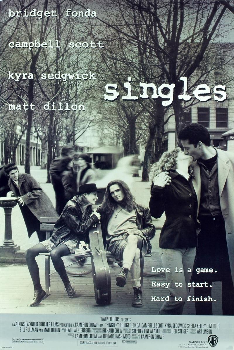 Singles (Solteros) (1992) | DVDRip Latino HD GDrive 1 Link