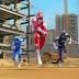 Power Rangers em animação