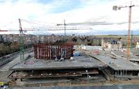 Obras CREAA 2010 los castillos Alcorcón vista 2